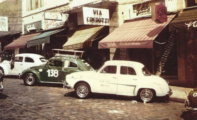 A Rua Augusta nos anos 60